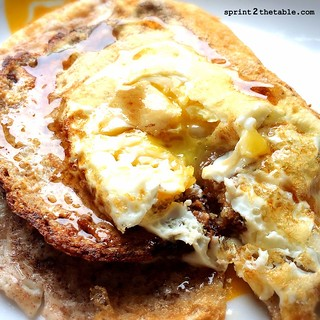 Ghetto Fabulous French Toast