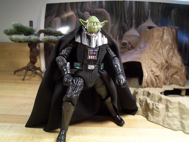 The Black Series Yoda Roqoo Depot