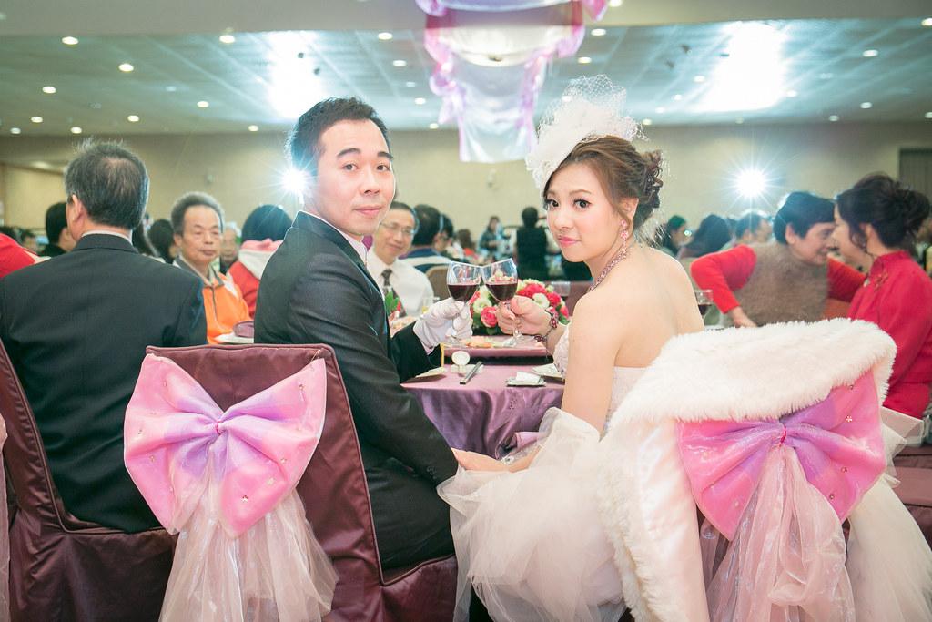 【婚攝】 柏鋐&易萱 新婚之喜