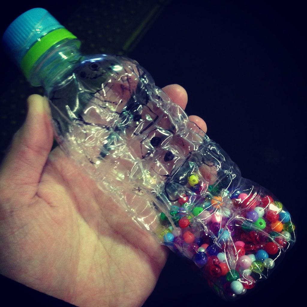 ペットボトルマラカス