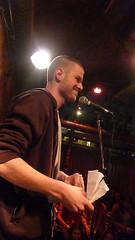 Robin Mriri Reithmayr - textstrom Poetry Slam Wien