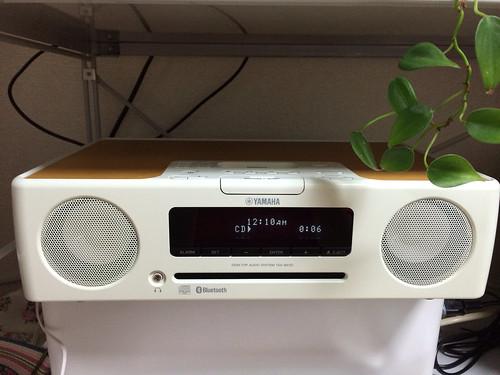 ヤマハのデスクトップオーディオ
