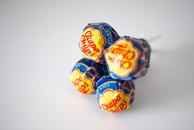 "Chupa Chups. nostalgic for the 1980s? retro ""old school"" Singapore snacks"