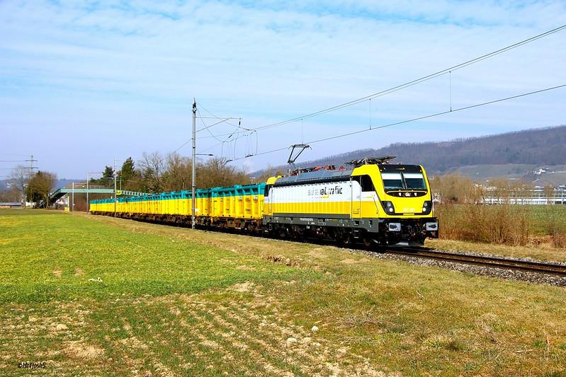 Rem 487 001 (Swiss Rail Traffic AG SRT)