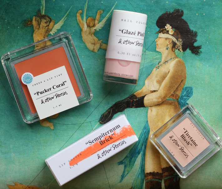 Beauty: And Other Stories Pucker Coral, Glazé Pink, Sempiternum Brick and Tiretaine Blush review