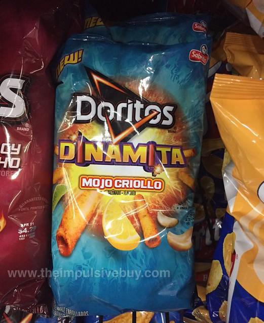 Doritos Dinamita Mojo Criollo