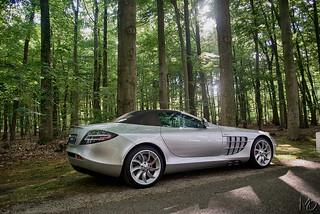 Mercedes-Benz SLR McLaren Roadster - Concours d'Elegance Paleis het Loo Apeldoorn 2014