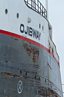 On looking into The Ojibway