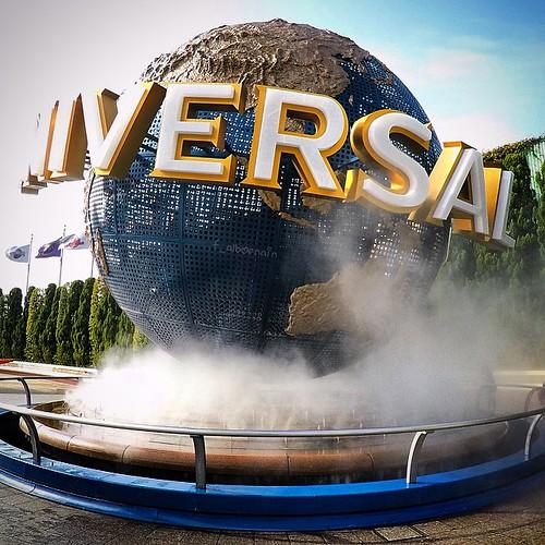 Universal Studio Japan By #goprohero4 #heroblack #gopro #hero4 #osaka #outside #travel #day #universalstudiojapan #universalstudio #universal #studio #japan #light #cool