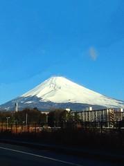 Mt.Fuji 富士山 3/2/2015