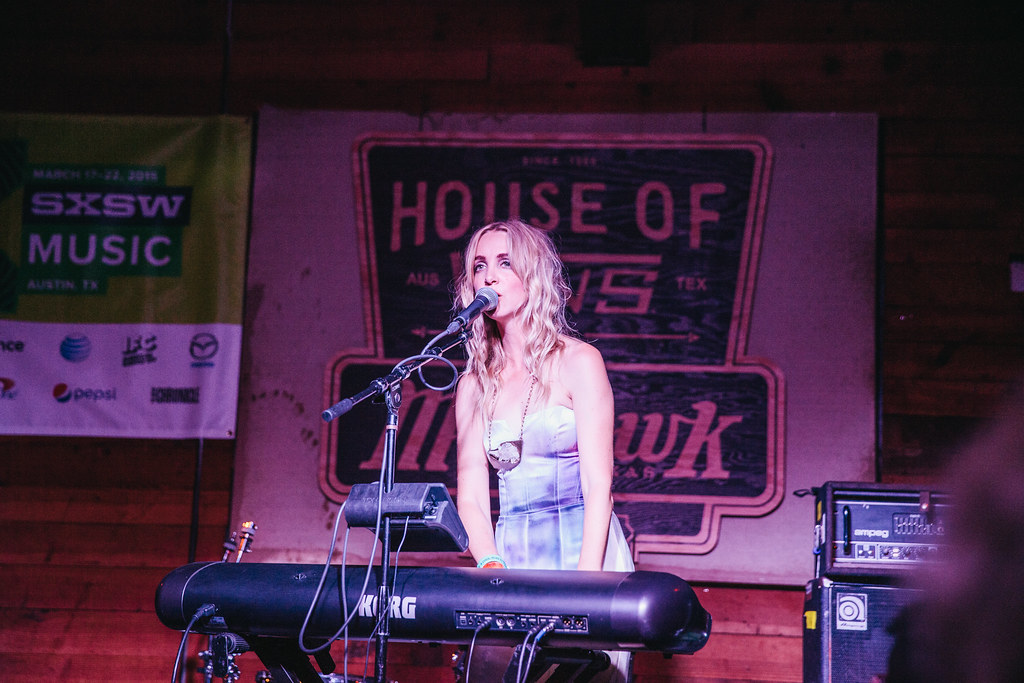 Myna birds at the Mohawk | SXSW | 3.19.2015