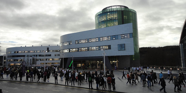Eclipse RGU Aberdeen 20th March 2015
