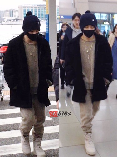 Big Bang - Incheon Airport - 27nov2015 - YB 518 - 01