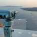 Coin-operated Binoculars on Santorini, Greece by Justin Kilmer
