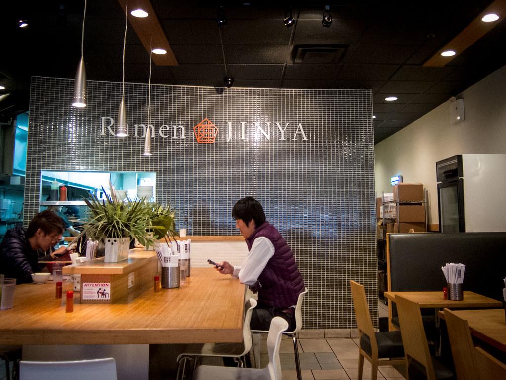 Vancouver – Jinya Ramen Bar
