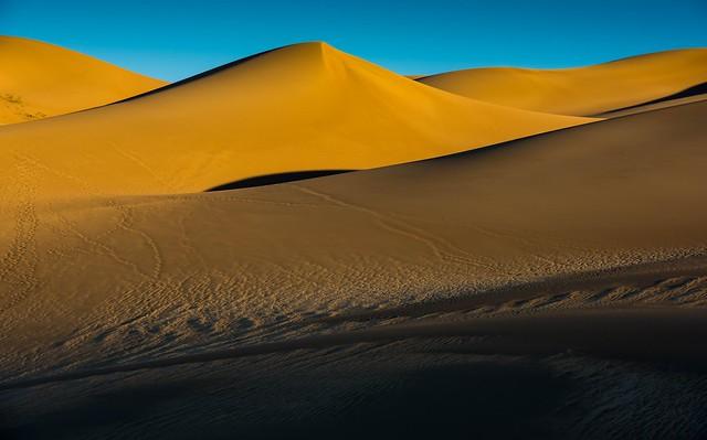 Below High Dune
