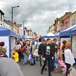 Lancashire Market in Preston 2016 - Friargate