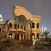Scrapping a Half-Demolished Mansion in Dubai by metroblossom