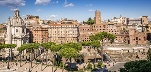 The Magnificent Roman Architecture, Rome