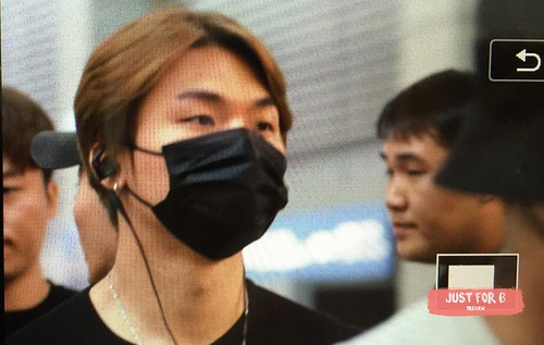 BIGBANG Departure Seoul Incheon to Foshan 2016-06-10 (54)