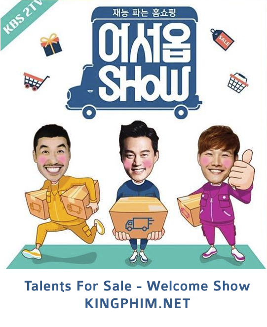 Talents For Sale - Welcome Show