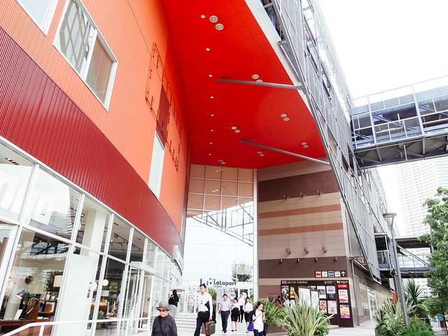 Photo:Urban Dock LaLaport Toyosu By Dick Thomas Johnson