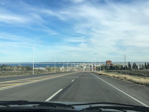 Retour à Puerto Madryn