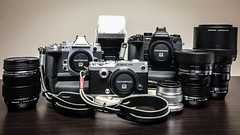 My Olympus Family by Michael @ NW Lens