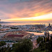 Sunset on Ancona (22620) by Danilo Antonini (Pescarese)