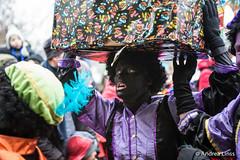 """""""Zwarte Piet is racism"""""""