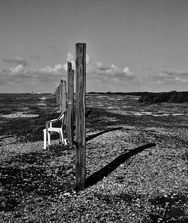 Chair at Dungeness