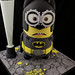 Batman Minion by Andrea's SweetCakes