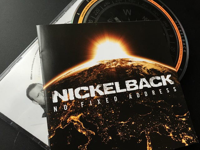 Nickelback No Fixed Address (2014) (MP3 + iTunes AAC M4A) [Album]