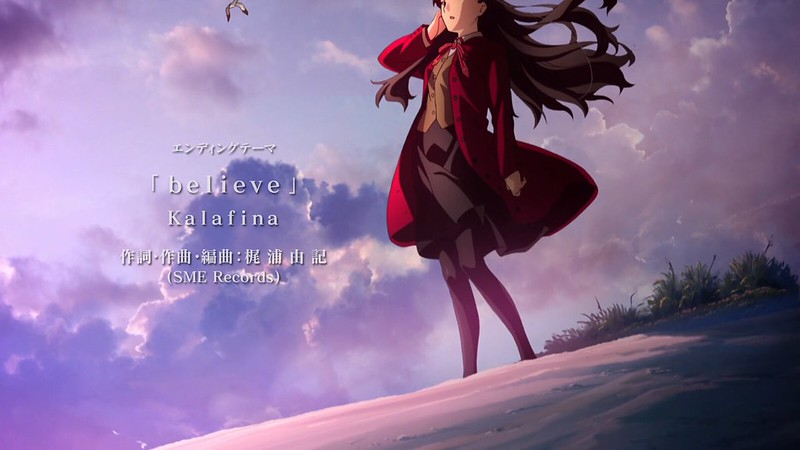 believe by Kalafina