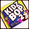 Got my b#KidzBop27 today! Kids are edited! Thanks @kidzbop! I appreciate all the work the kids do to make this possible!!