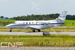 Cessna 560XL Citation XLS PR-LFT