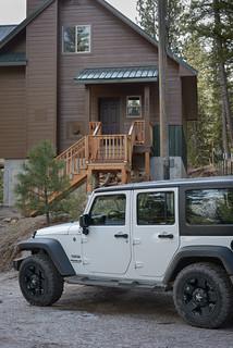 New cabin