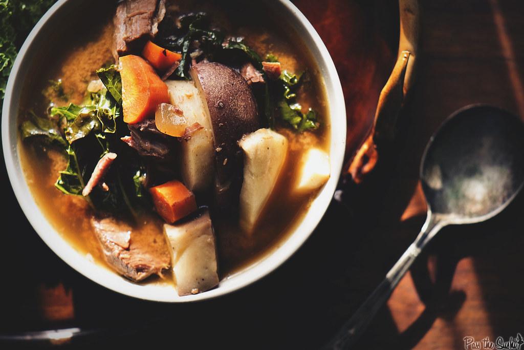 Slow Cooker Loaded Veggie Beef Stew