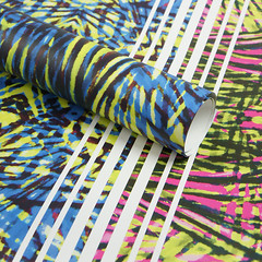 Jewel Wrapping Paper Sheets by Claudia Owen 2