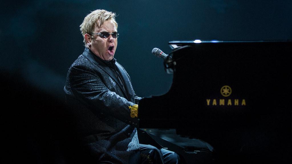 Sir Elton John, Oslo Spektrum 2014