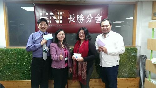 BNI長勝分會20141209