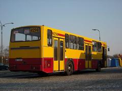 Jelcz 120M, #4294, MZA Warszawa