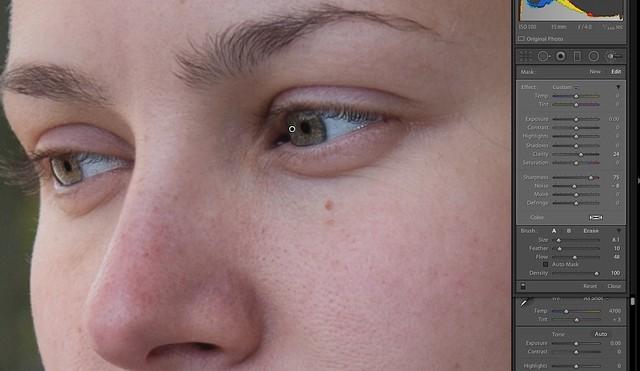 Sharpen Eyes