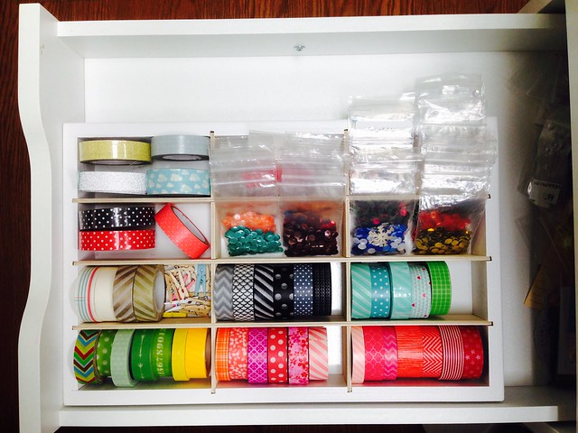 Washi Caddy from Organize More