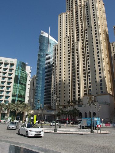Hotels Near Jumeirah Beach Residence | Dubai Marriott