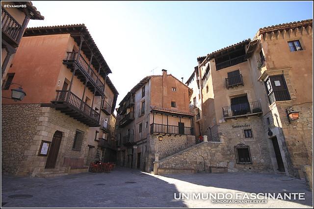 Plaza Mayor de Albarracín