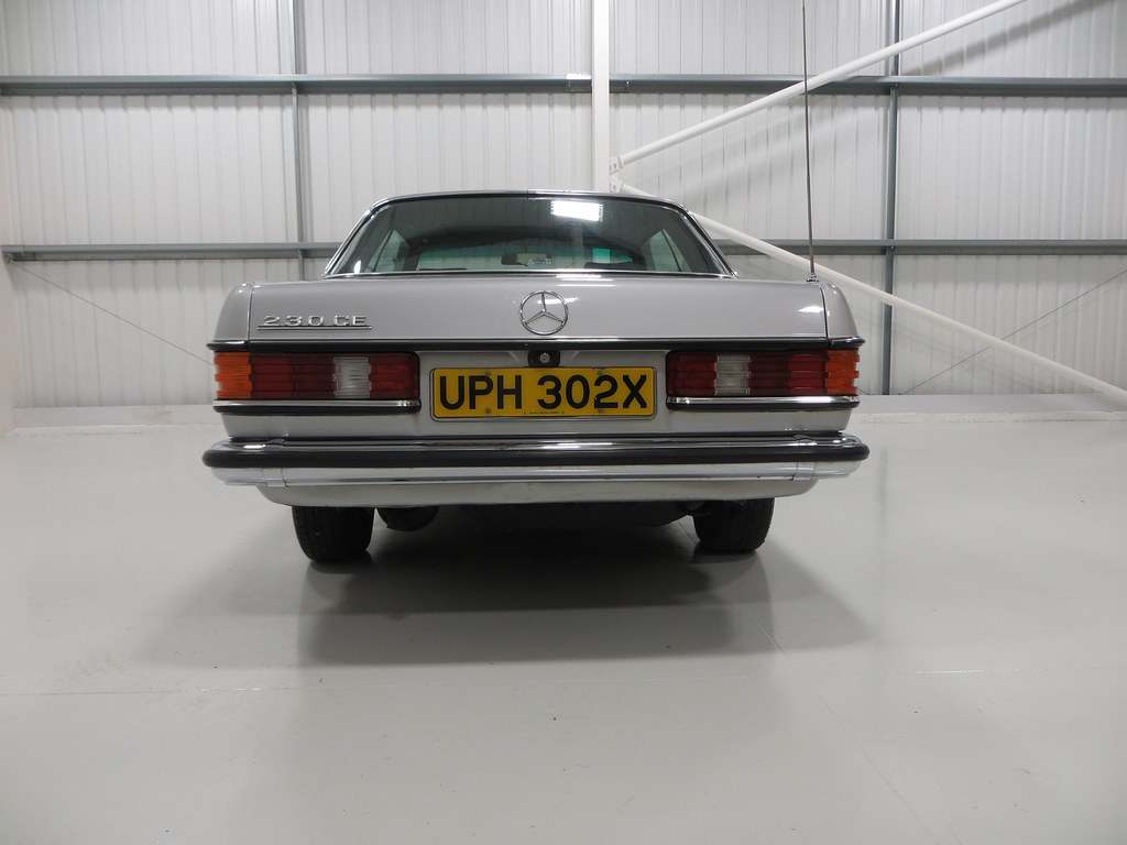 Mercedes Benz W123 230ce In Condition 3 Ebay No Reserve Retro Fuel Filter By Kgf Classic Cars On Flickr
