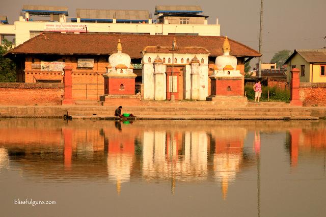 Sidha Pokhari Bhaktapur Nepal