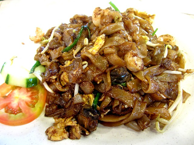 Red Carrot@Medan Hotel Penang char kway teow