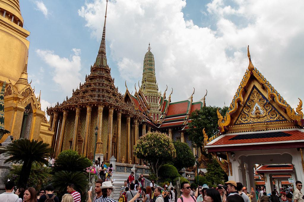 בנגקוק תאילנד - ארמון המלך